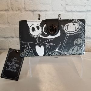 Loungefly Disney Nightmare Before Christmas Wallet